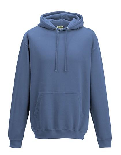 college hoodie cornflower blue