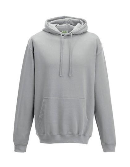 College Hoodie heather grey