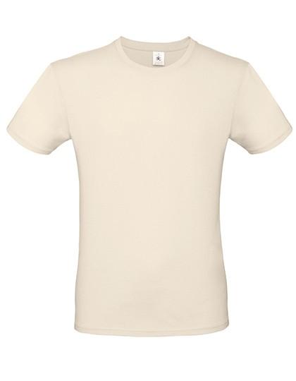 Männer Basic T-Shirt E190