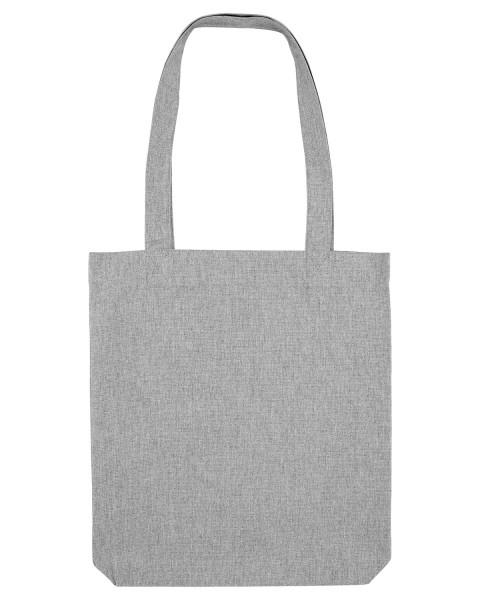 Premium Stoffbeutel heather grey