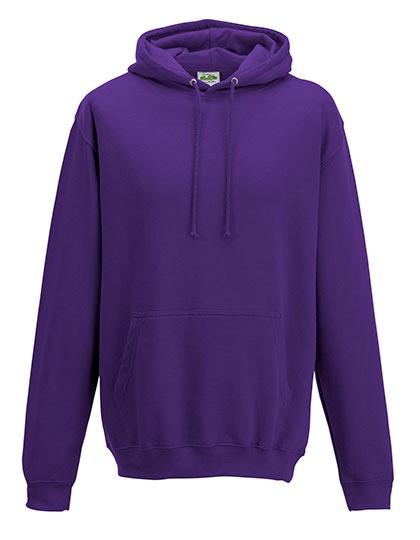 college hoodie purple