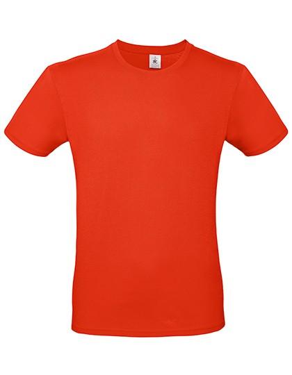 25x Stück Basic T-Shirts Exact 190 inkl. Druck