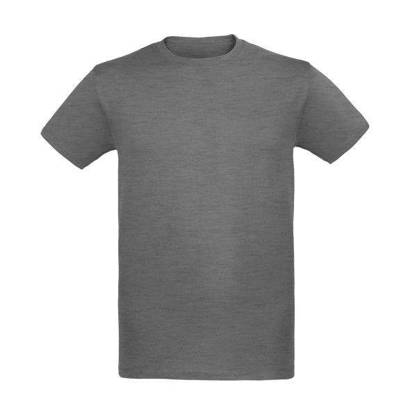 Premium Herren T-Shirt sports grey