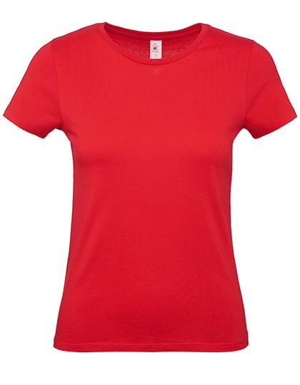 Basic T-Shirt Exact 150 rot