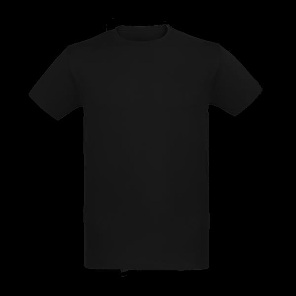 Premium Herren T-Shirt schwarz