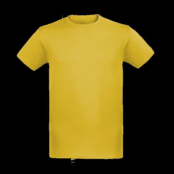 Premium Herren T-Shirt gold