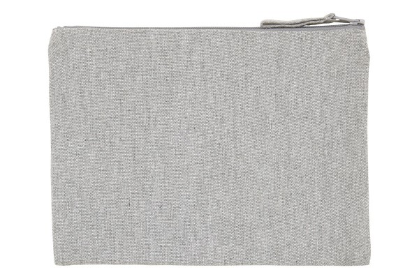 Federtasche heather grey