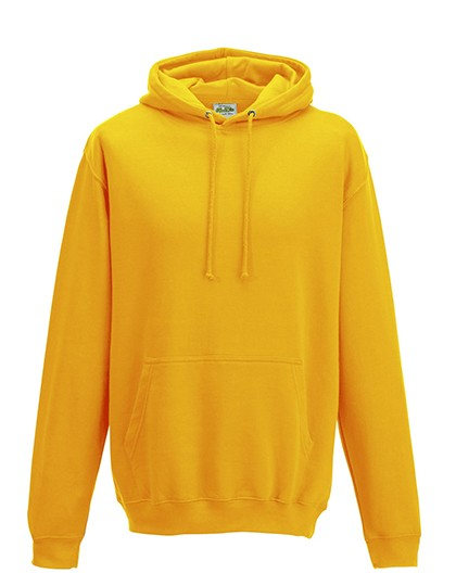 college hoodie gold