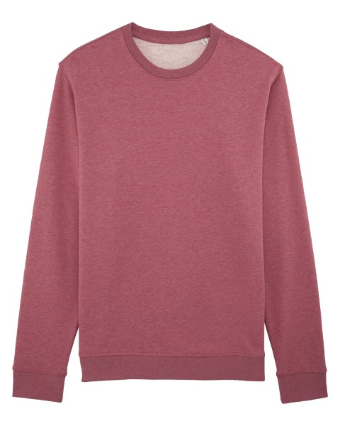 Unisex Rise heather cranberry