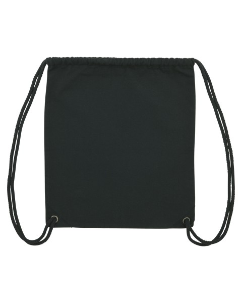 Turnbeutel Premium Plus schwarz