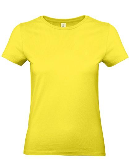 Frauen T-Shirt Exact 190 solar yellow