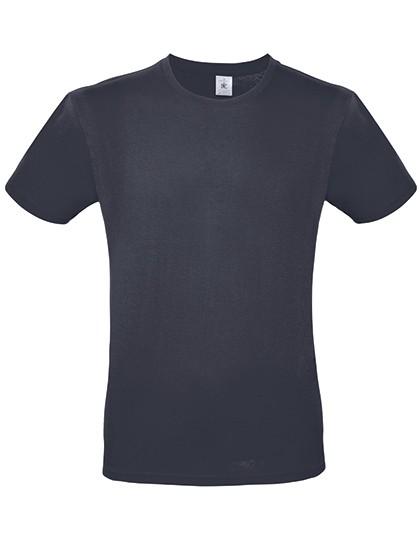 Männer Basic T-Shirt E150
