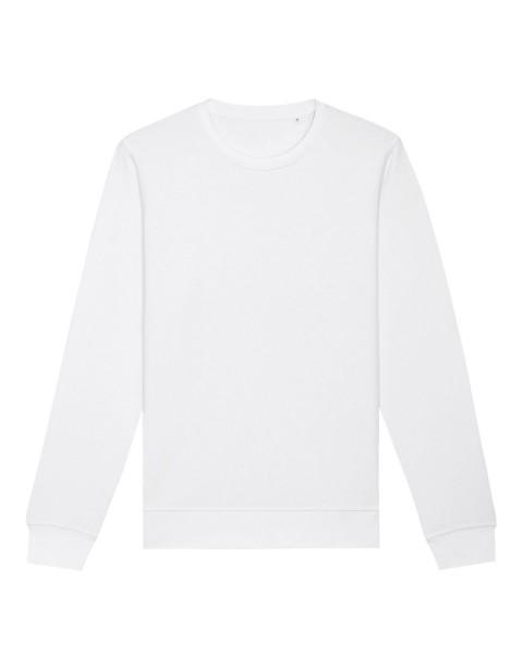 Weißes Sweatshirt Stanley/Stella Roller